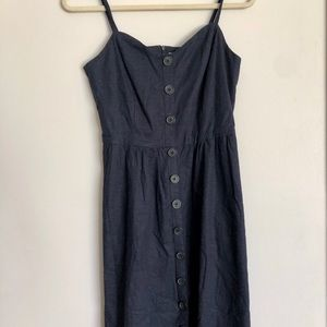 Philosophy button down midi dress size 6
